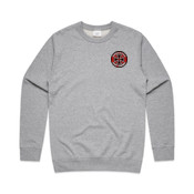 The Indie Dragger Mens Crew Neck Premium Sweatshirt