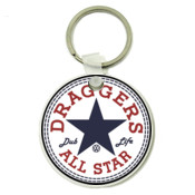 Classic Draggers Key Ring